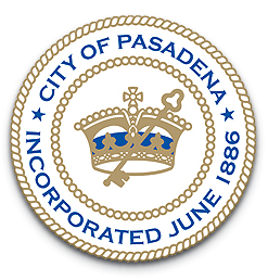 Seal of the City of Pasadena, California
